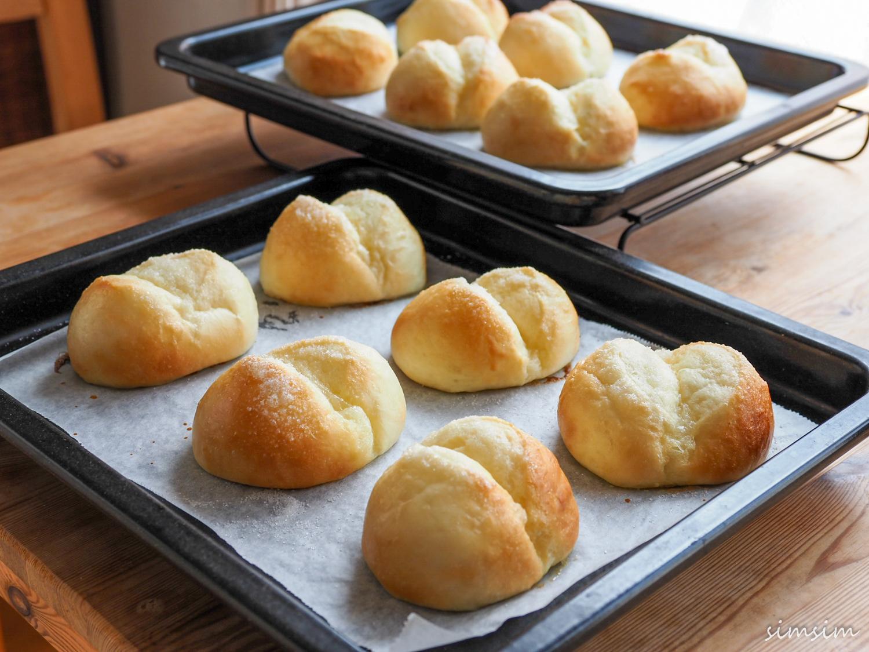 シュガーバターパン